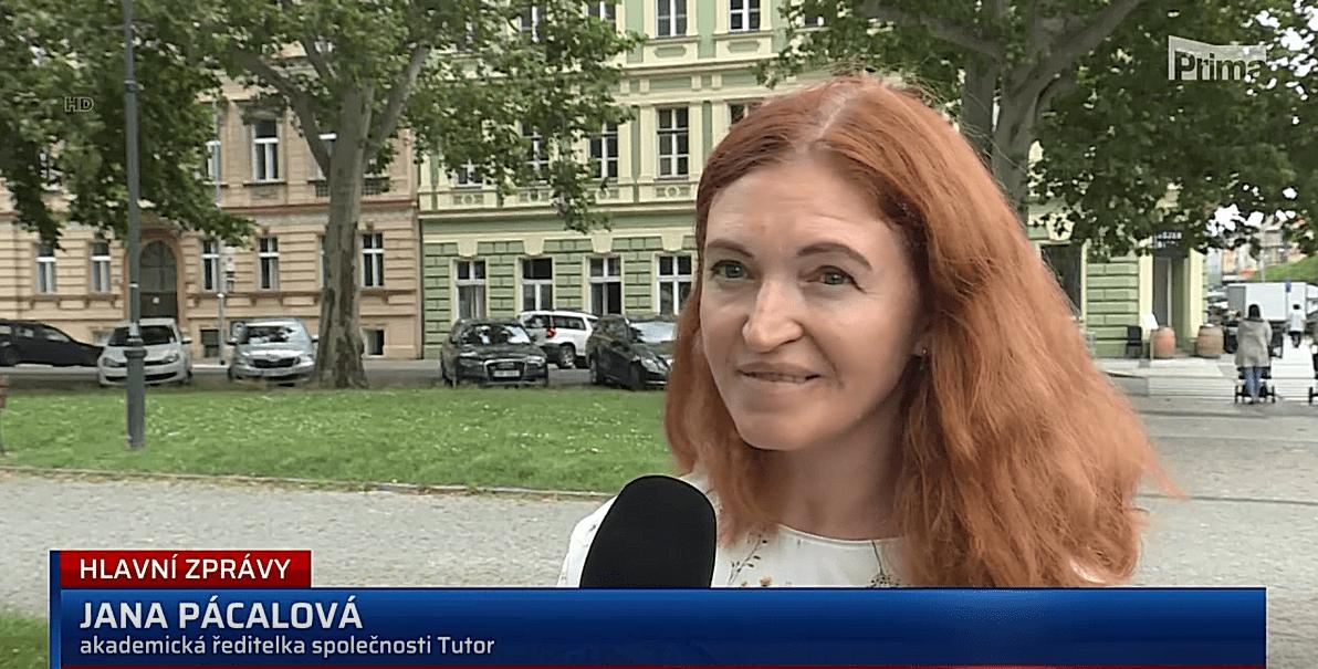 200714 TV Prima Tutor VŠ přijímací zkoušky